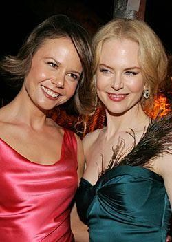 Nicole Kidman ve kardeşi